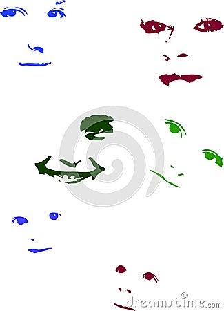 Children s Faces