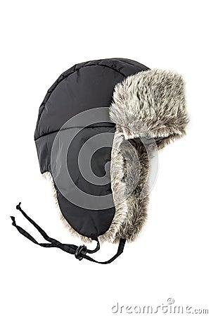 Children s fur cap