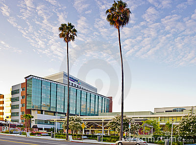 Children s Hospital Los Angeles Editorial Image