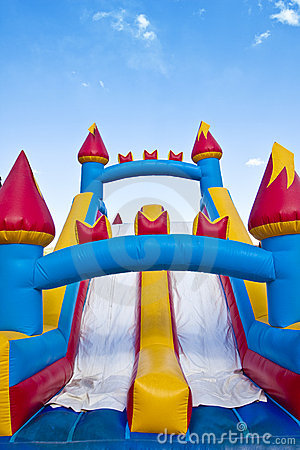 Children s Inflatable Castle Jumping Playground