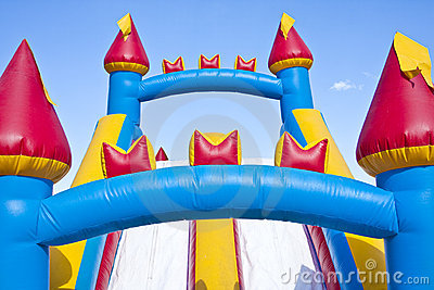 Children s Inflatable Castle Playground