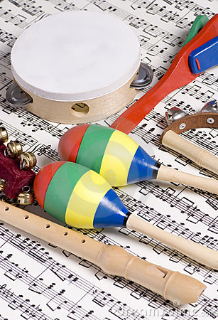 Children s Instruments