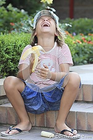 Children s laughter