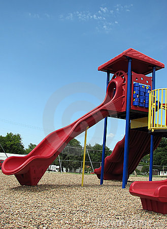 Children s Playground Slide