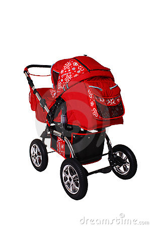 Children s pushchair