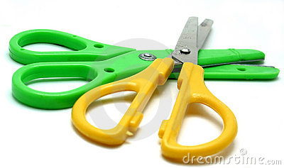 Children s scissors