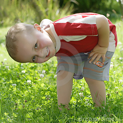 Children s smile