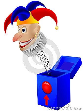 Free Children S Toy The Clown Stock Photos - 13316733