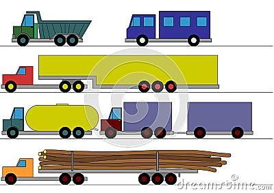 Children s trucks