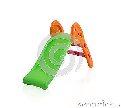 Free Children Slide Royalty Free Stock Photos - 61006328