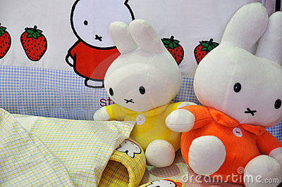 Children toys and bedding