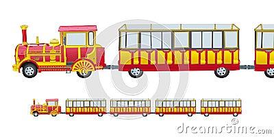 Children Train