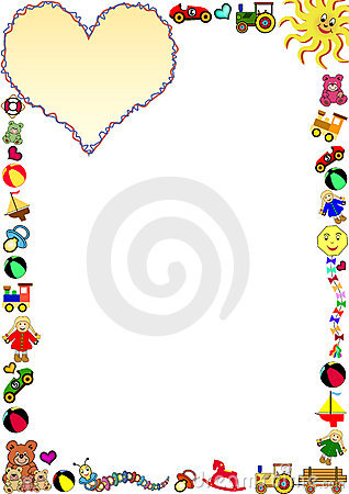 Free Childrens Background Stock Images - 4868824