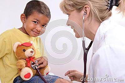 Childrens doctor