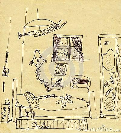 Children´s room, nursery 2