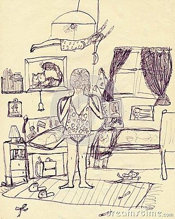 Children´s room, nursery