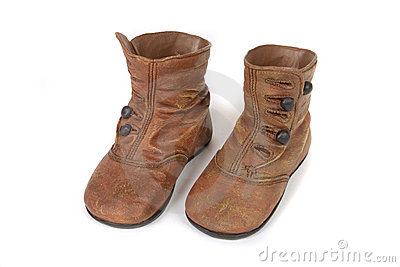 Childs boots
