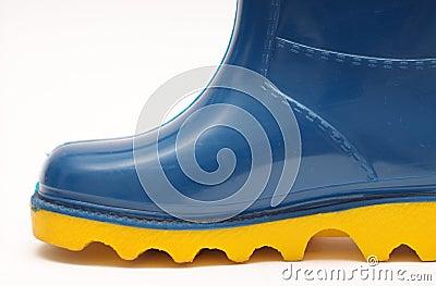 Childs rain boots