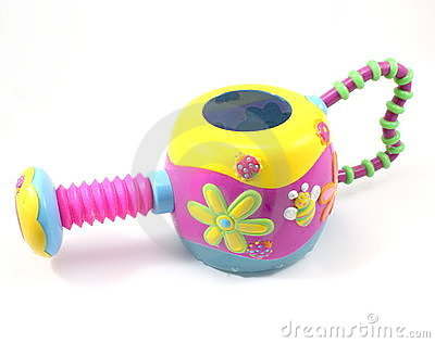 Childs toy sprinkler