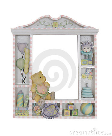 Childs Window Frame