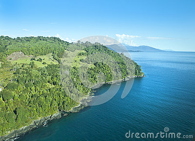 Chile Coastline Ocean