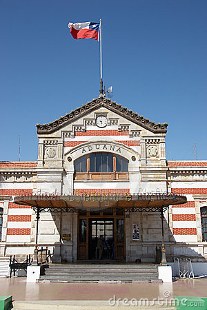 Chilean customs office
