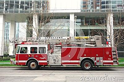 Chilean Fire Department