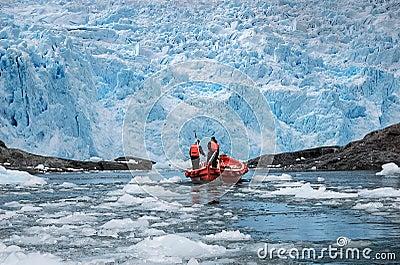 Chilean Glaciers