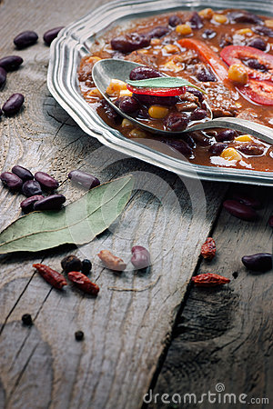 Free Chili Con Carne Stock Images - 24725264