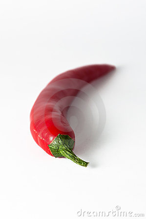 Chili pepper stem