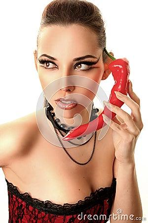 Chili phone