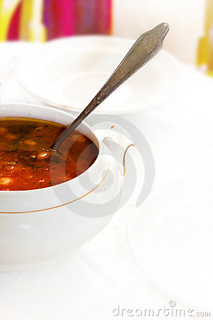 Free Chili Soup Stock Photos - 20640063