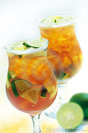 Chilled Lime Drink