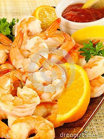 Chilled Shrimp Cocktail