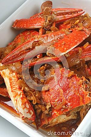 Free Chilli Crab Stock Photos - 3631113