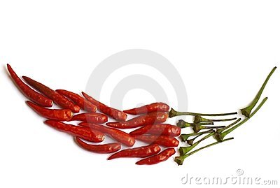 Chilli Pepper Mosaic