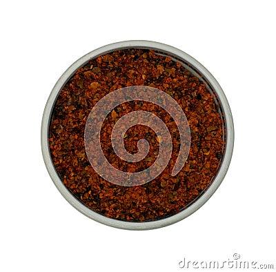 Chilli pepper spices
