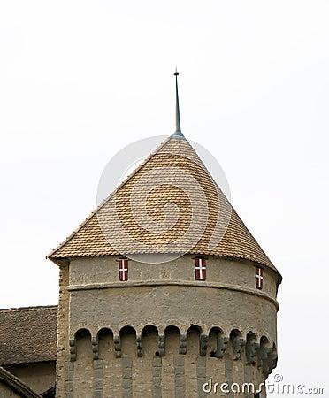 Chillion Castle Tower