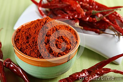 Chillipowder