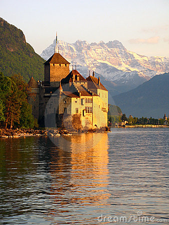 Free Chillon Castle 6, Switzerland Stock Photo - 2298090
