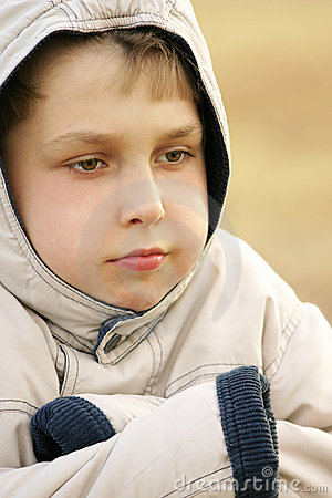 Free Chilly Boy Royalty Free Stock Photography - 65857