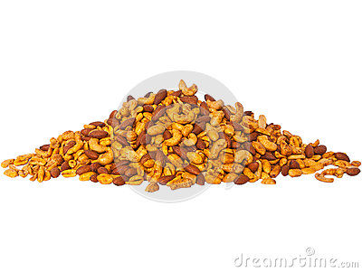 Chilly Mixed Nuts