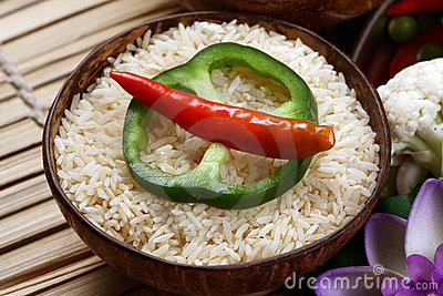 Chilly rice