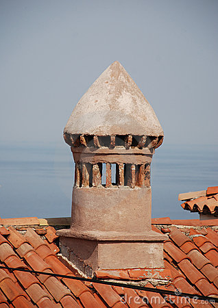 Chimney in Piran