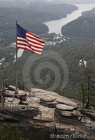 Free Chimney Rock Stock Photos - 5807693