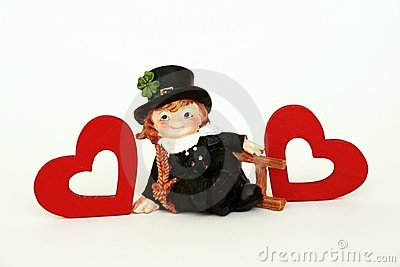 Chimney sweeper and heart