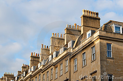 Chimneys of Bath