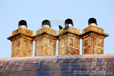 Chimneys and crows