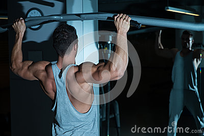 Chin Ups Exercise For Back