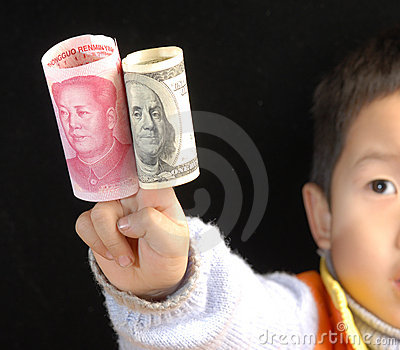 China America currency